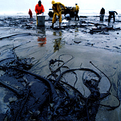 Oil spill - www.oceanservice.noaa.gov - {{PD}}
